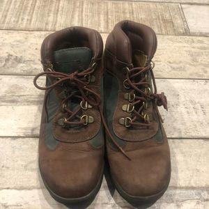 Timberland Classic Field Hiking Boots Boys 6.5